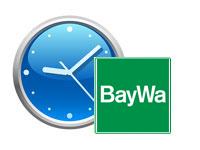 Öffnungszeiten BayWa