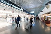 Öffnungszeiten an Flughäfen