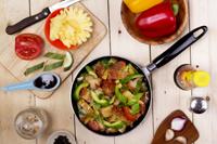 Nurkochen kombiniert Kochbuch und Lieferdienst