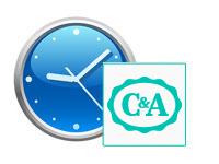 C&A Öffnungszeiten