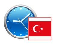 Öffnungszeitenbuch Türkei