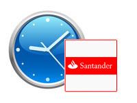 Öffnungszeiten Santander