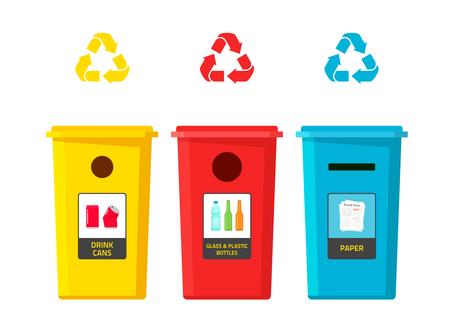 Öffnungszeiten von Wertstoff- und Recyclinghöfen