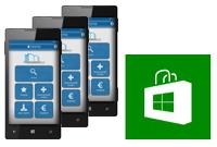 Windows Phone App Öffnungszeiten 1.2