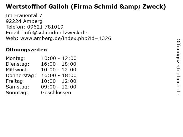 Gailoh Wertstoffhof