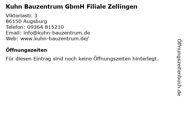 Kuhn Bauzentrum in Zellingen: Adresse und Öffnungszeiten