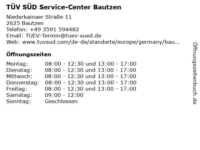 Tüv Bautzen