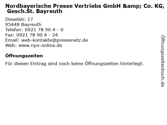 Bayreuth kontakte Kontakte