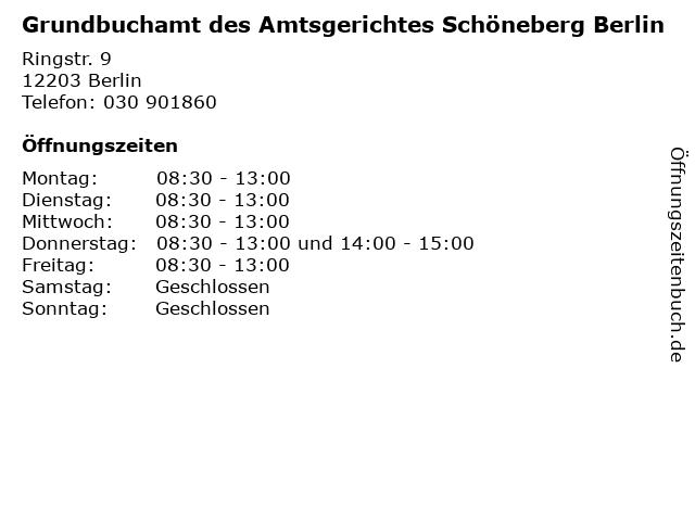 einbürgerung berlin tempelhof-schöneberg öffnungszeiten