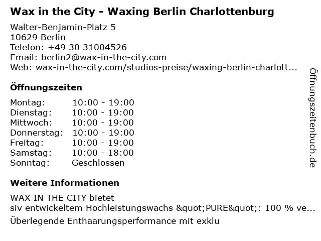 Brazilian waxing berlin charlottenburg