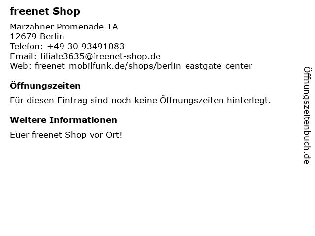 mobilcom-debitel in Berlin: Adresse und Öffnungszeiten