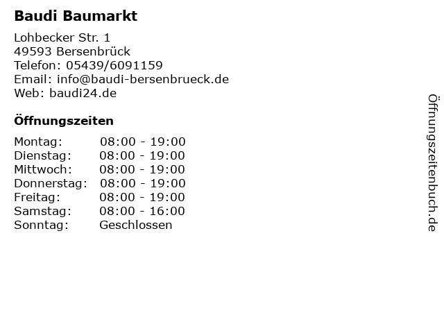 Baudi Baumarkt