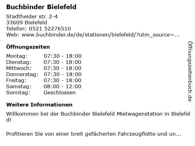 Bilder Zu Buchbinder Rent A Car In Bielefeld