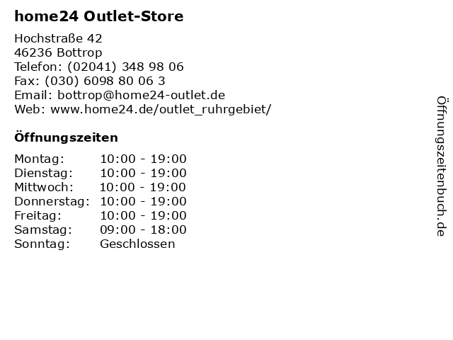 home24 outlet ruhrgebiet