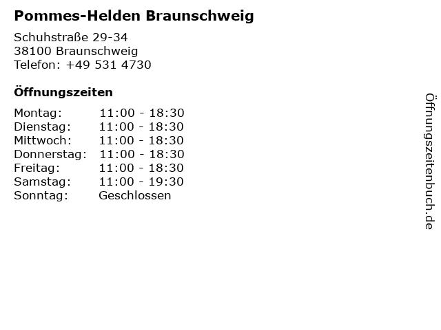 CIGO im Karstadt - Deutsche Post Filiale in Braunschweig: Adresse und Öffnungszeiten