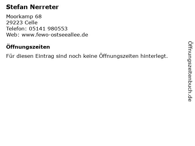 Stefan Nerreter in Celle: Adresse und Öffnungszeiten