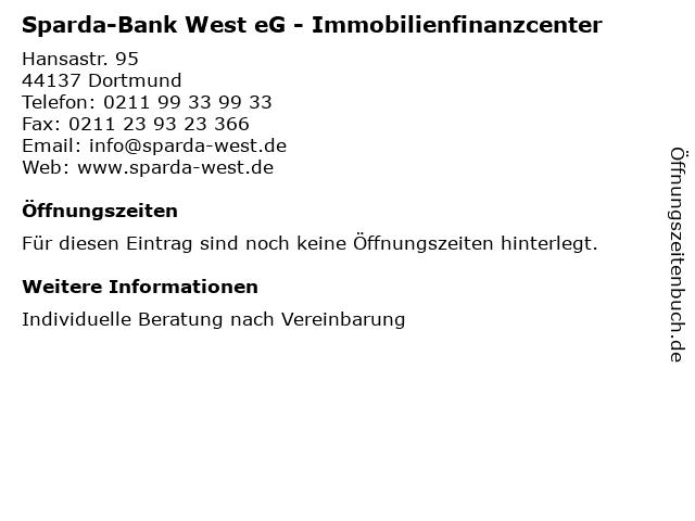 sparda bank west öffnungszeiten