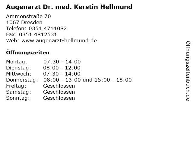 Dr Hellmund Dresden