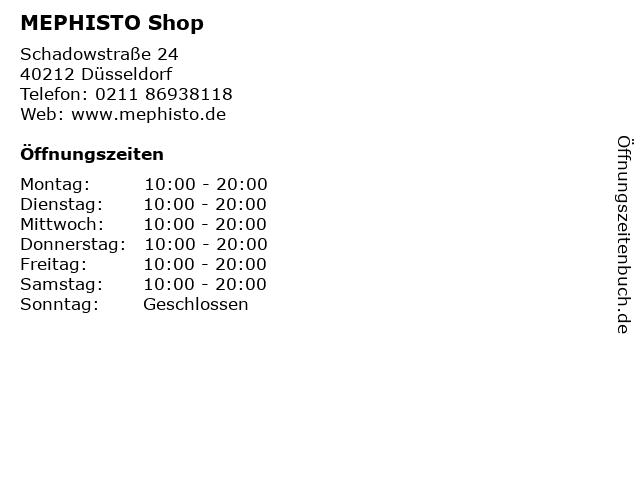 e2e53afe40ecbf Bilder zu MEPHISTO Shop in Düsseldorf