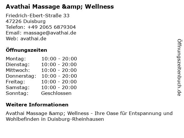 Duisburg chinesische massage Chinesische massage