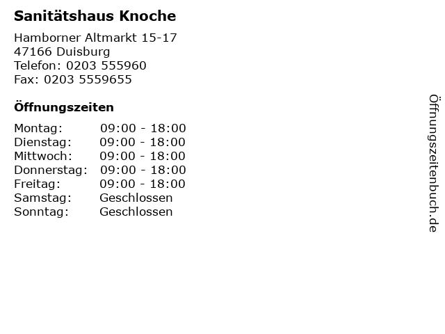 724e2b6ea35bef Bilder zu Sanitätshaus Knoche in Duisburg