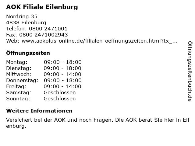 Aok Eilenburg