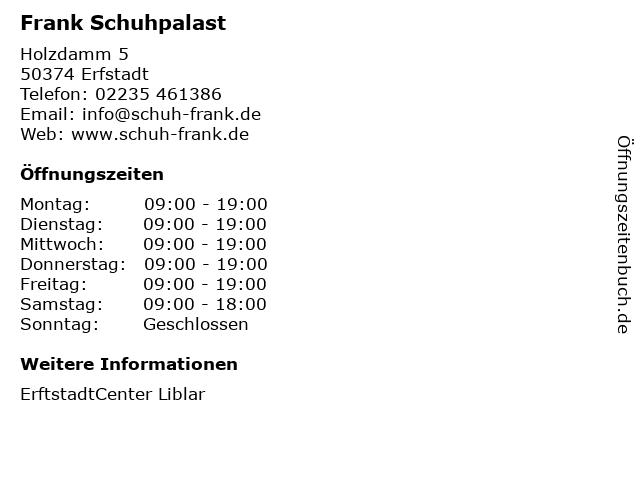 3b02104c69aefb Bilder zu Frank Schuhpalast in Erfstadt