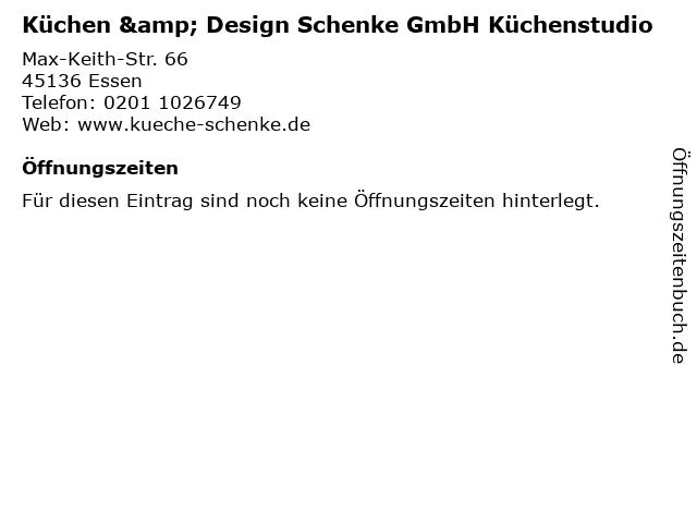 ᐅ Offnungszeiten Kuchen Design Schenke Gmbh Kuchenstudio Max