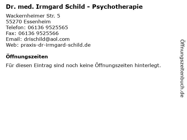 Dr Schild Essenheim
