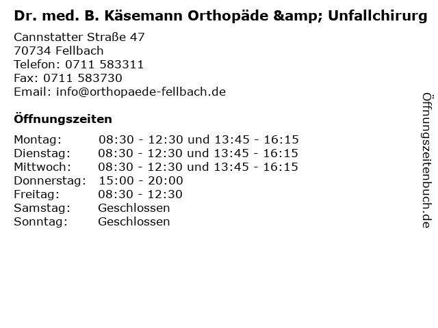 Dr Käsemann