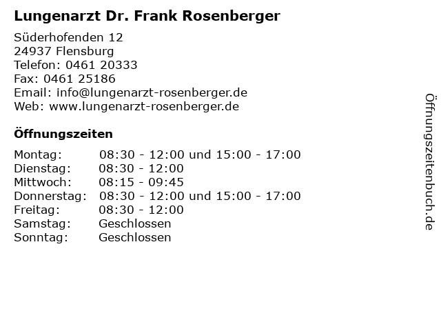 Rosenberger Flensburg