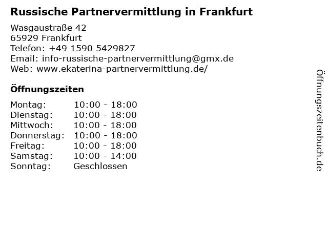 Partnervermittlung in Frankfurt - Partnersuche auf ibt-pep.de