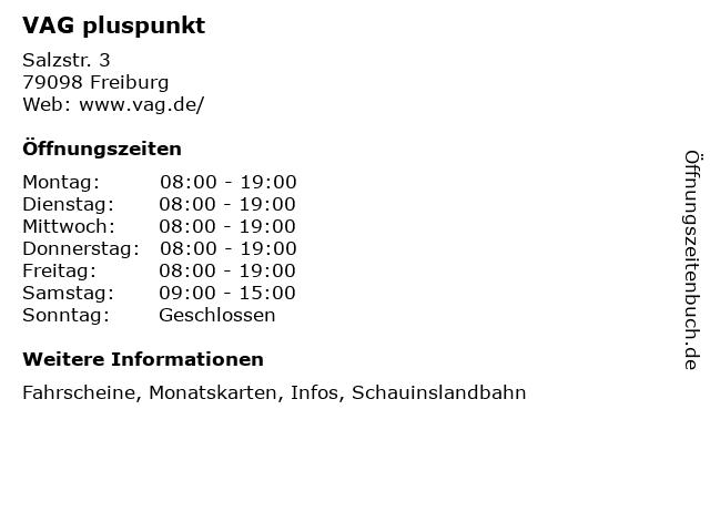 Pluspunkt Freiburg
