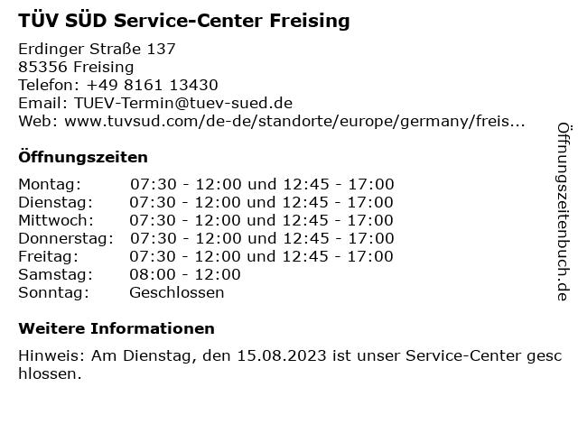 Tüv Süd Freising