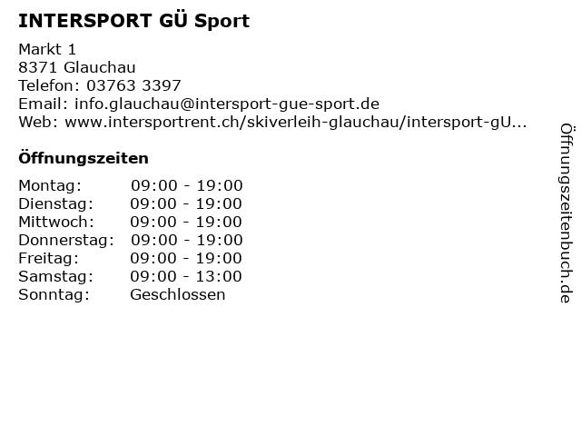 d8cf63fe16727 Bilder zu INTERSPORT GÜ Sport in Glauchau