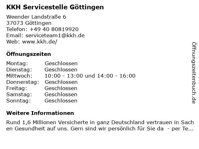 Kkh Duisburg Adresse