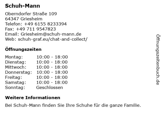 c114ddfcf11241 Bilder zu Schuh-Mann in Griesheim