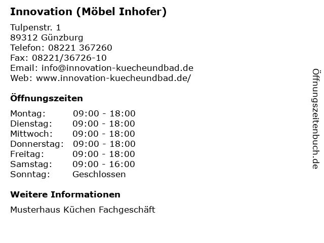 Bilder Zu Möbel Inhofer In Günzburg