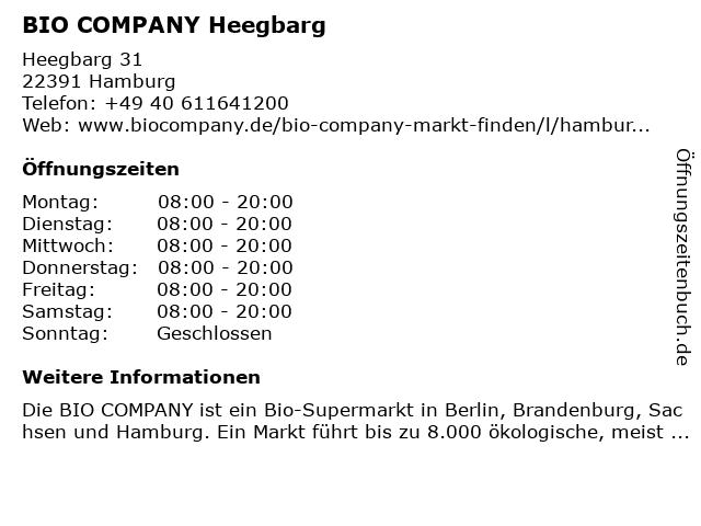 HAGEL The Hair Company in Hamburg: Adresse und Öffnungszeiten