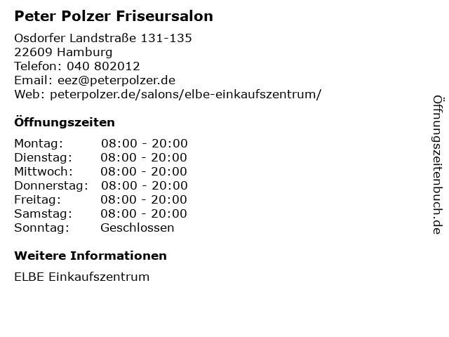 Peter Polzer by Katharina Körner in Hamburg: Adresse und Öffnungszeiten