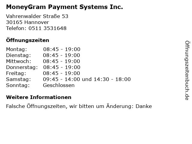 Moneygram GebГјhren