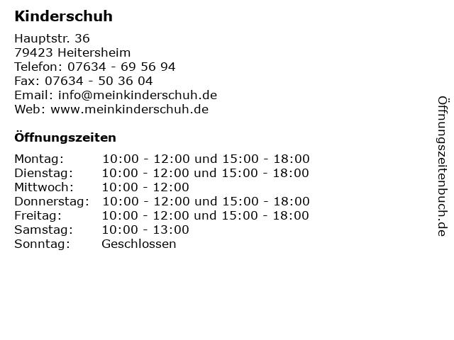 40eda2890b13e9 Bilder zu Kinderschuh in Heitersheim