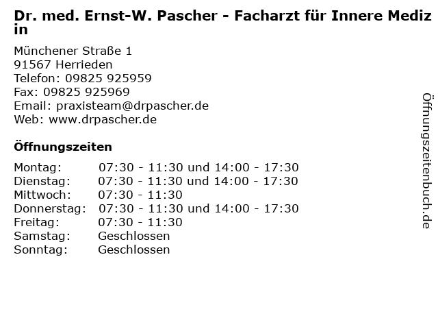 Dr wunsche pawlowski bayreuth