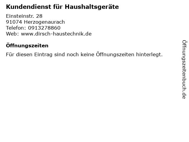 HGS Kundendienst Zentrale in Fürth: Adresse und Öffnungszeiten