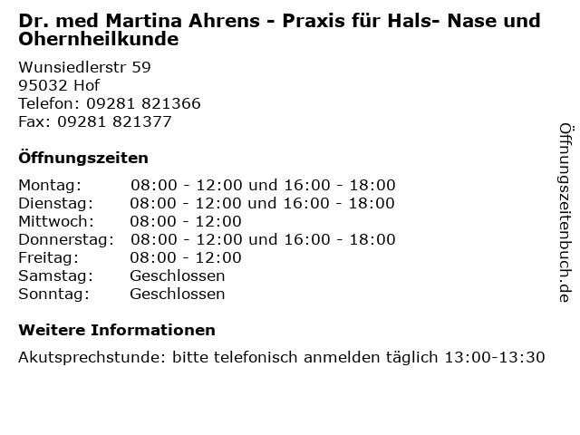 Dr. Ahrens Hof