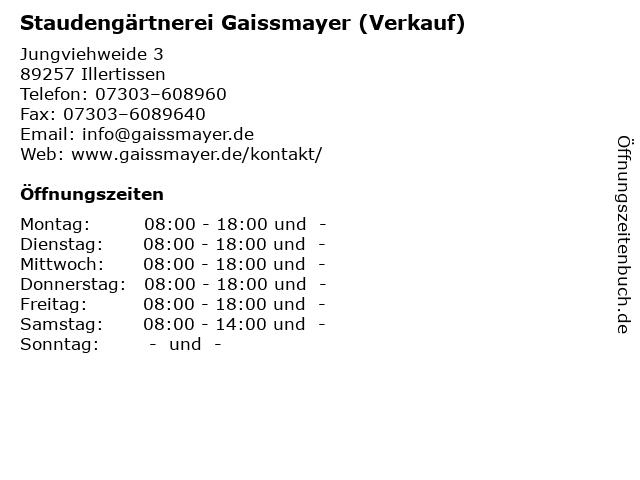 Etwas Neues genug Stauden Gaissmayer. Kraut Und Krempel Gaissmayer Pomponetti With #BH_24