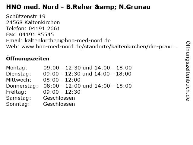 hno nürnberg nord