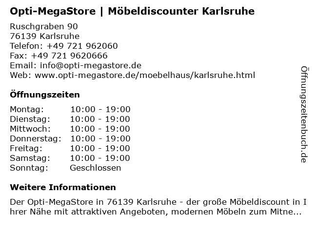ROLLER GmbH & Co. KG in Karlsruhe: Adresse und Öffnungszeiten