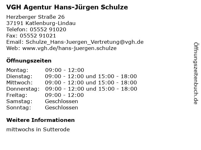Vgh Katlenburg
