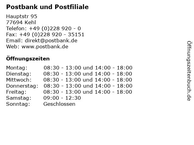 Postbank Mannheim Rheinau